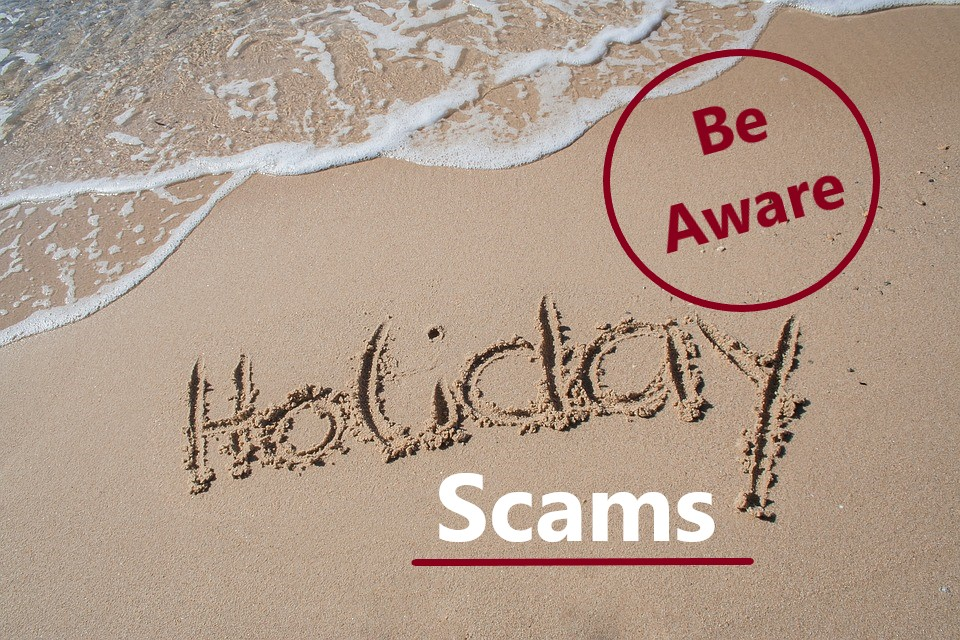 How to avoid summer holiday scams